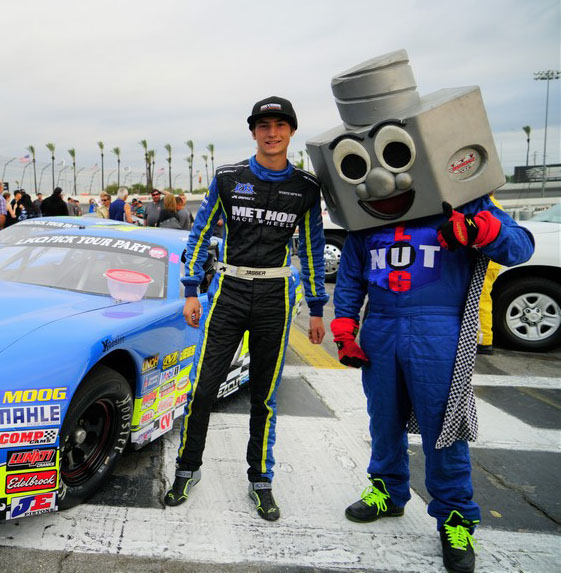 MARCH 30 K&N PRO SERIES PLUS NOD AND SAUGUS SPEEDWAY RENUION